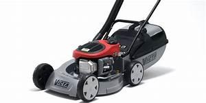Victa Mustang Lawnmower With Eco Torque Engine