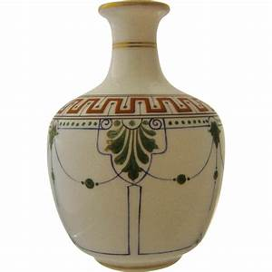 Design Vase : late 1800s french opaline vase hand painted classical ~ Pilothousefishingboats.com Haus und Dekorationen