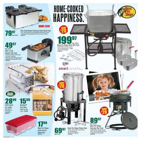 Bass Pro Shops Flyer May 11 to 30