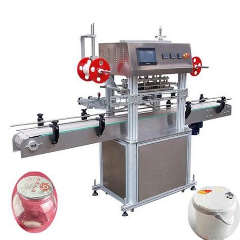 type automatic plastic bottle top sealing machineautomatic bottle sealing machine