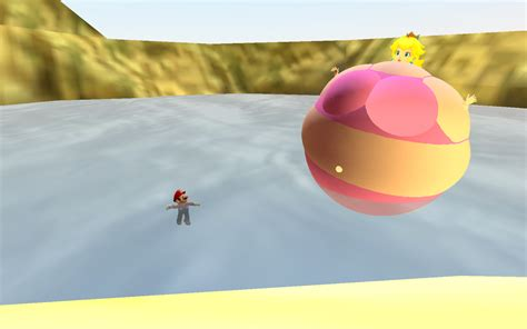 Princess Daisy Swimming Pictures To Pin On Pinterest