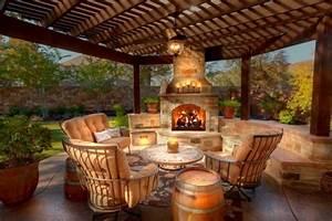 Feuerstelle Für Terrasse : gartenkamine erstaunliche fotos ~ Frokenaadalensverden.com Haus und Dekorationen