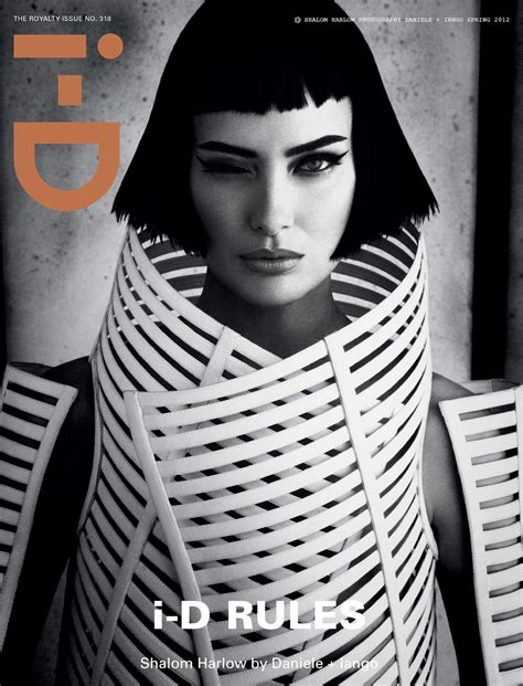 Fashion And Action I D Rules Royalty Issue Cover Previews