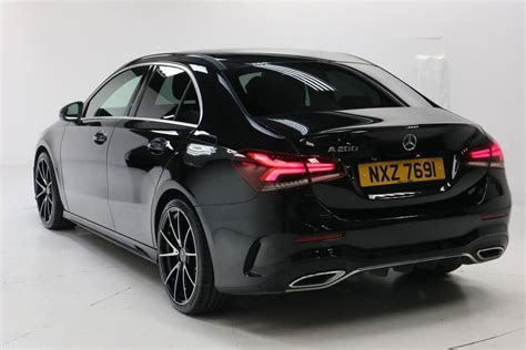In today's video, we'll take an up close and in depth look at the new 2017 mercedes a class amg line. 2019 Mercedes-Benz A-Class A200 AMG Line 4dr Cars For Sale   Honest John