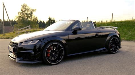 Maybe you would like to learn more about one of these? 2018 ABT Audi TT RS-R Roadster   exterior, interior ...