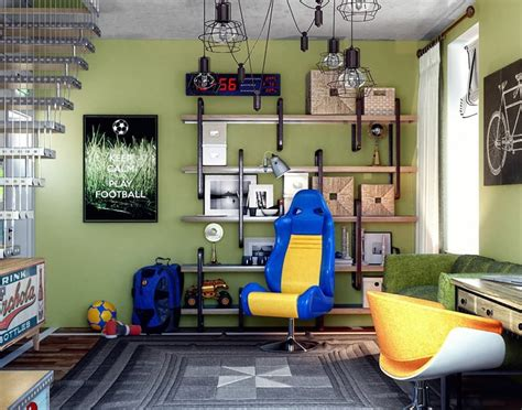 15 Funky Teen Bedrooms Design Ideas That Any Teenager Will