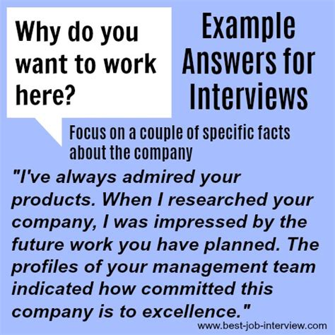 What Do You Do For Answers by Exle Answers For Interviews