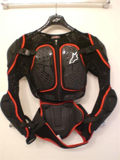 alpinestars bionic  protection jacket   mens xl
