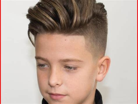 Hairstyles For Boys by Hairstyles For 15 Year Boy Best Hairstyle