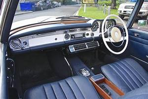 Mercedes 280sl Interior Parts