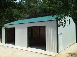 30x40x12 garage wwwnationalbarncom national barn With 30x40 pole building