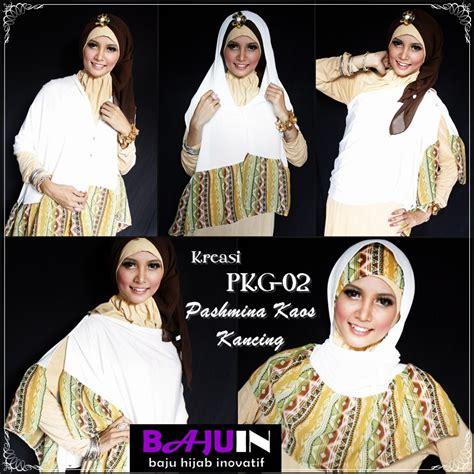 hijab bajuin  memakai hijab baju menyatu