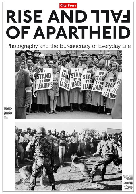 Rise And Fall Of Apartheid Photography And The Bureaucracy