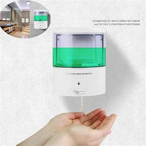 Automatic Soap Dispenser Hand Sanitizer Wall