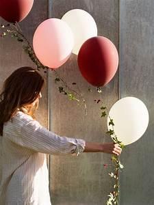 Ein Fest Planen : ein fest ballons mit dem besonderen dreh toll was blumen machen ~ Whattoseeinmadrid.com Haus und Dekorationen