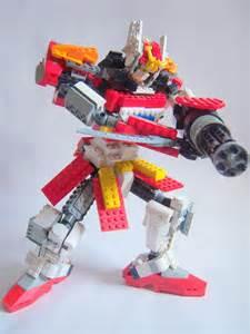 LEGO Mini Gundam