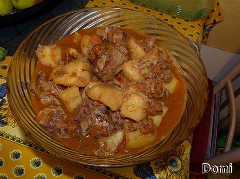 cuisiner le mouton ragoût de mouton de ma grand maman recette d 39 ragoût de