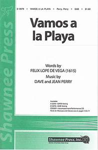 Vamos A La Playa : vamos a la playa sheet music by dave perry sheet music plus ~ Orissabook.com Haus und Dekorationen