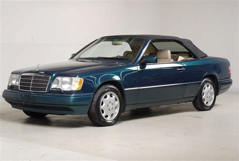 1994 mercedes e320 cabriolet for sale bat auctions sold for 12 000 march 10 2016