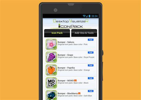changer icone bureau changer les icônes de vos applications android