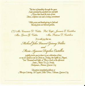 sample wording for wedding invitations template best With examples of wedding invitation verbiage