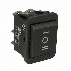 6 Pin Auto On  Off  On Momentary Power Window Rocker Switch
