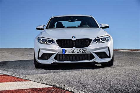 2019 Bmw M2 Competition Is An M2 With An M3 Heart, Makes