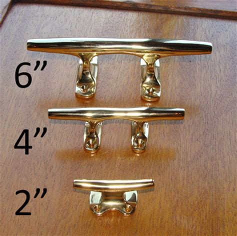 Boat Cleats For Kitchen Cabinets by Brass Boat Cleats For Drawers Bathrooms
