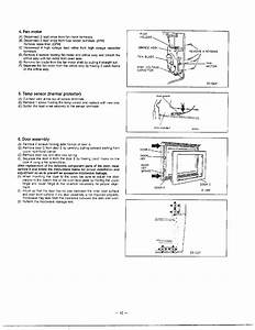 Panasonic Microwave Wiring Diagram
