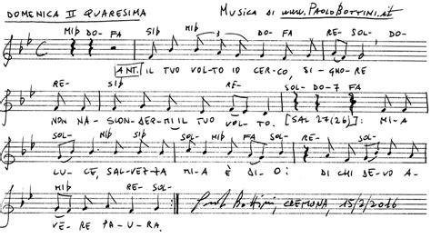 Canti Ingresso Messa Canti Per La Messa Domenica Ii Quaresima Canto D