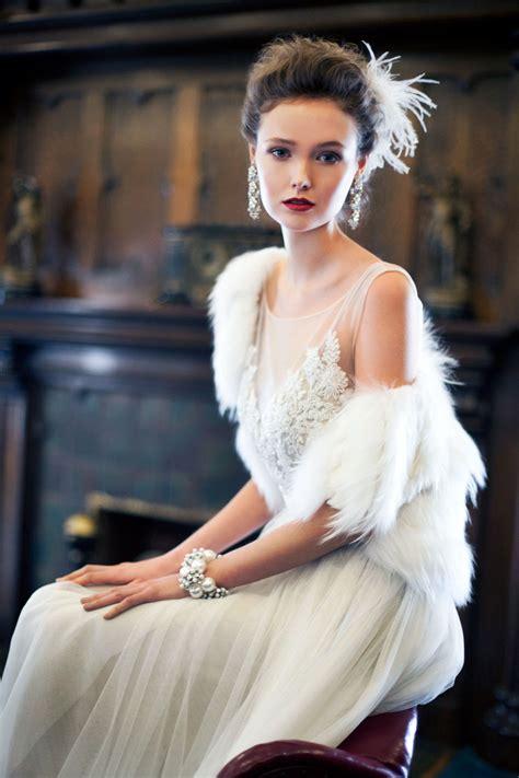 Glamorous Gowns—Fall/Winter 2013 Bridal Fashion