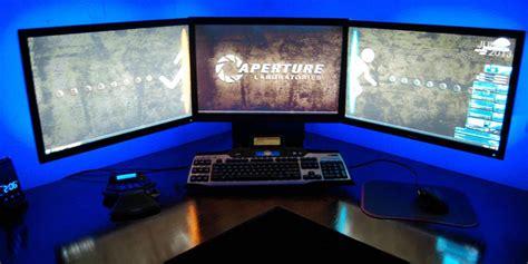pc bureau avec ecran pc
