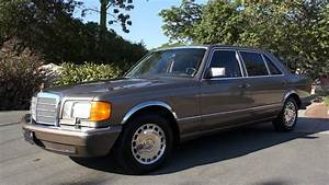 W126 Mercedes Benz 420sel 1 Owner Clean S-class 560sel