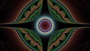 Download, Wallpaper, 2560x1440, Fractal, Pattern, Symmetry