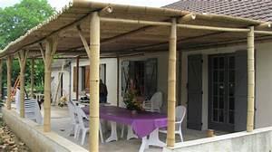 Tonnelle En Bambou : pergolas auvents bambou grossiste ~ Premium-room.com Idées de Décoration