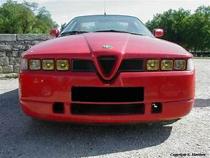 Alfa Romeo Sz : alfa romeo sz zagato picture 16794 alfa romeo photo gallery ~ Gottalentnigeria.com Avis de Voitures