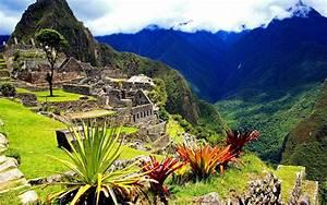 Machu Picchu Wallpaper National Geographic ·①