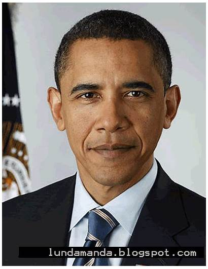 Naughty Obama Portrait Official