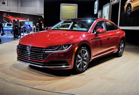 Volkswagen's 2019 Arteon Is Not, In Fact
