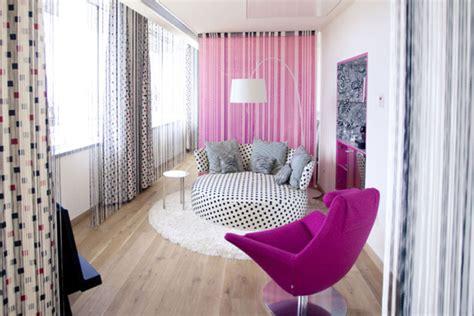 Funky apartment Condo living Home House design