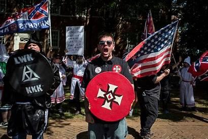 Charlottesville Kkk Klan Supremacists Nazi Ku Supremacist