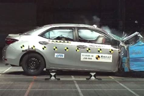siege auto crash test asean ncap crash test report of india relevant cars