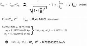 Kinetische Energie Berechnen : neutron elementarkrpertheorie dirk freyling ~ Themetempest.com Abrechnung