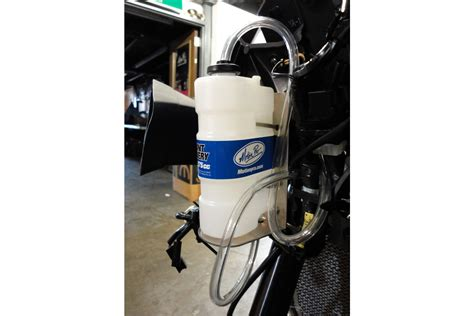 Coolant Recovery Tank, 275cc