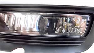 Diy  2013 2014 2015 Honda Accord Sedan Foglight Bulb