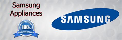 samsung appliance repair houston authorized service page