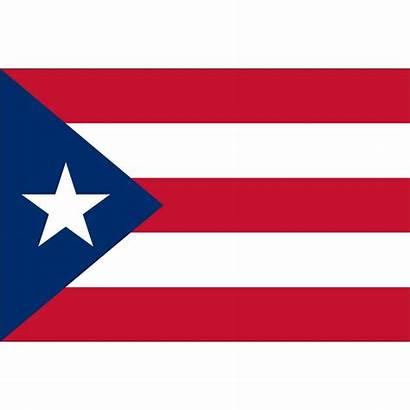 Puerto Rico Flag Flags Target Stars Stripes