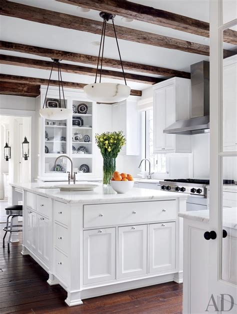 rustic white kitchen cabinets 46 best white kitchen cabinet ideas for 2017 5027