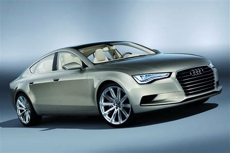 Audi A7 Sportback Is Ready For Production Carguideblog