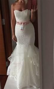 Vera wang lillian 2000 size 6 used wedding dresses for Vera wang lillian wedding dress